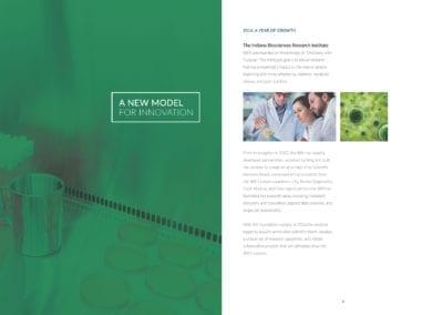 IBRI Annual Report