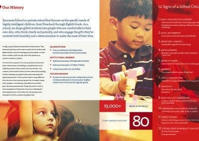 Sycamore School Admissions Book v43